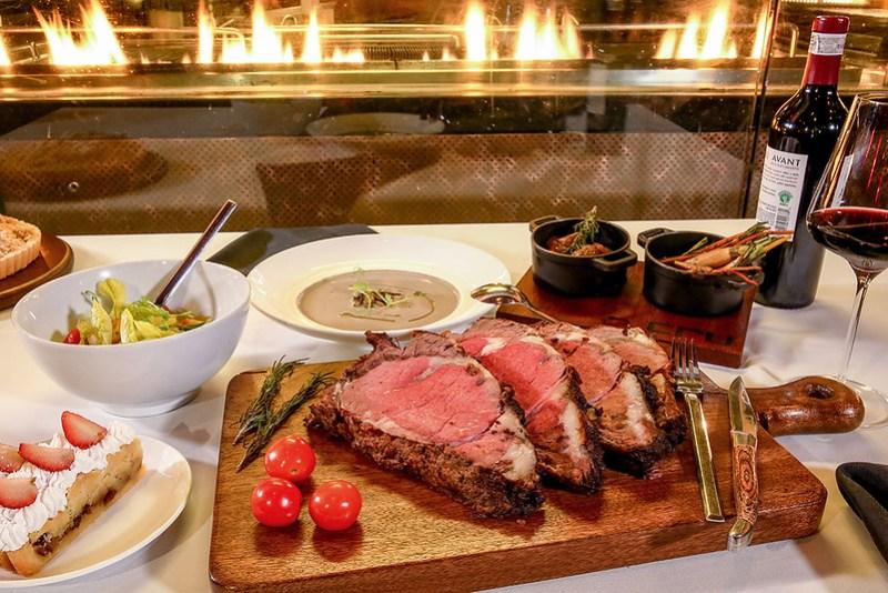 Marriott Manila Unli Steak at Cru Steakhouse 1