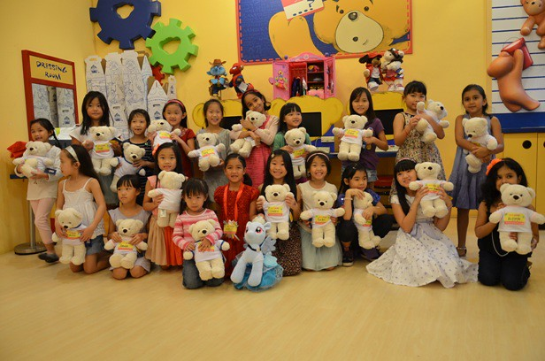 Build-A-Bear Party