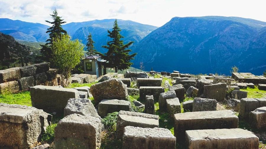 Delphi Mount Parnassus Greece (11 of 26)