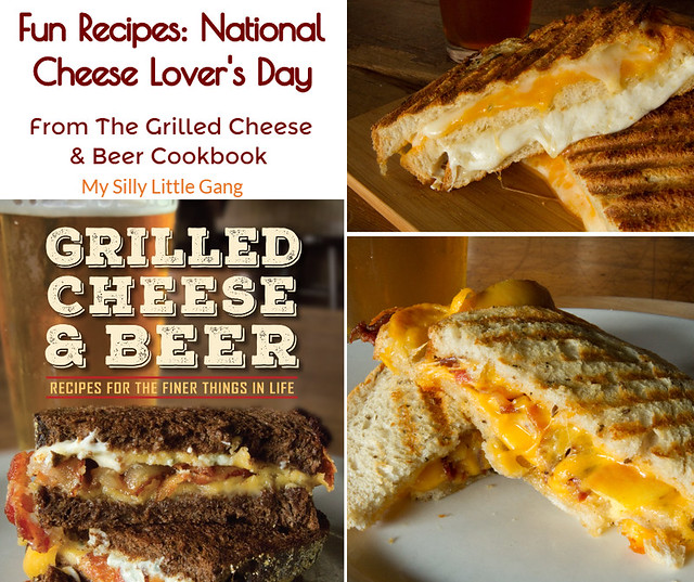 Fun Recipes: National Cheese Lover's Day 1/20