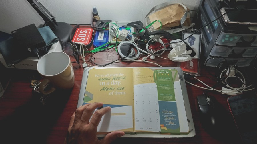 Viviamo Quest Journal & Everything is Possible Planner (13 of 24)