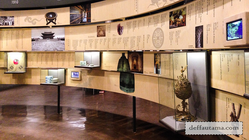 5 hari di Seoul - National Folk Museum of Korea 2
