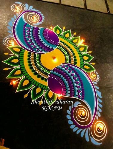 Favourite Rangoli Designs