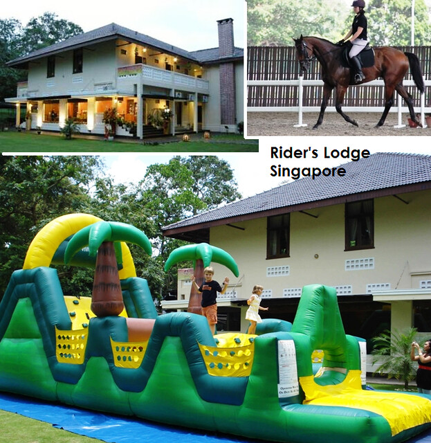 Riders-Lodge