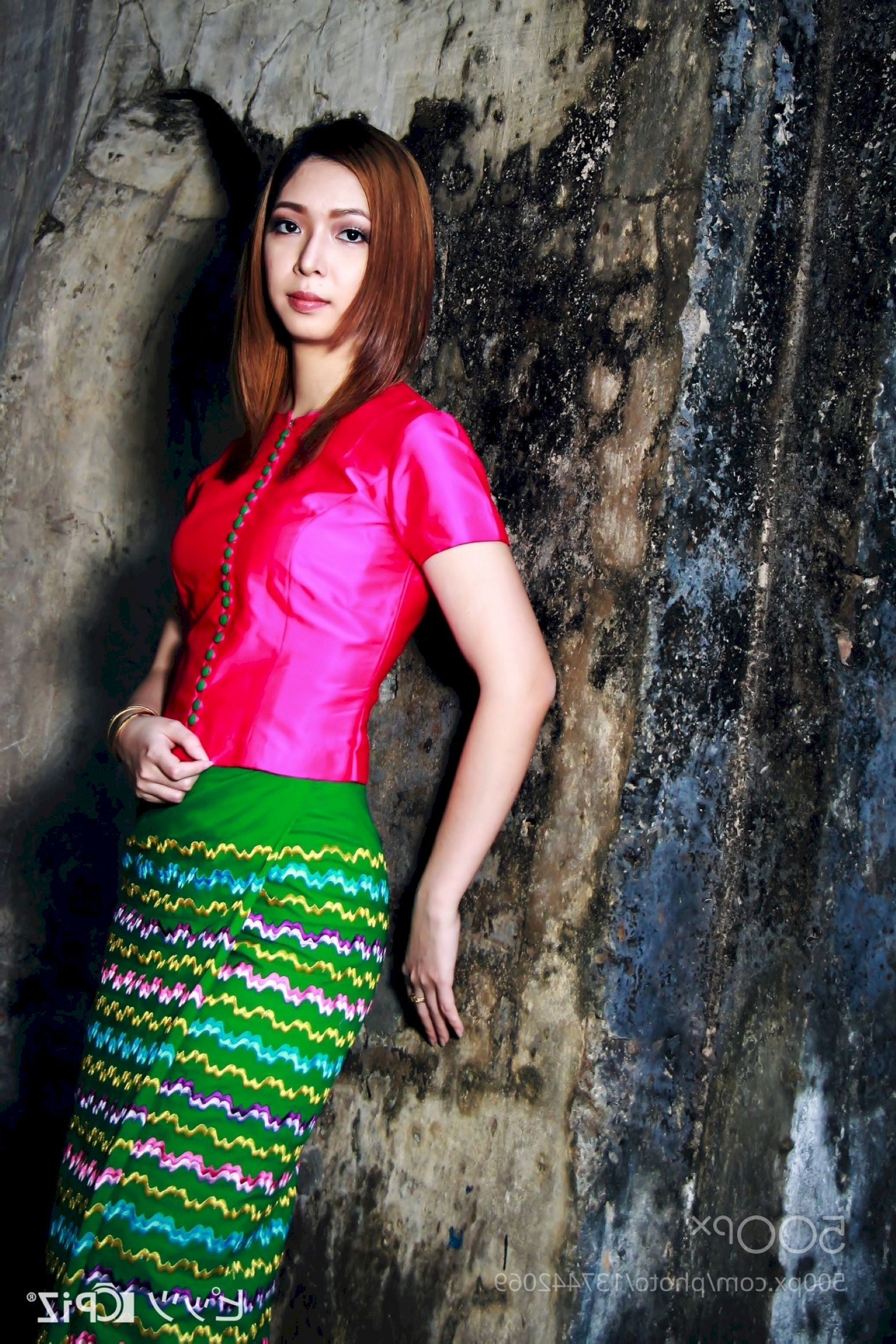 Myanmar Fashion Dress Pictures How To Look Good 2018 2019
