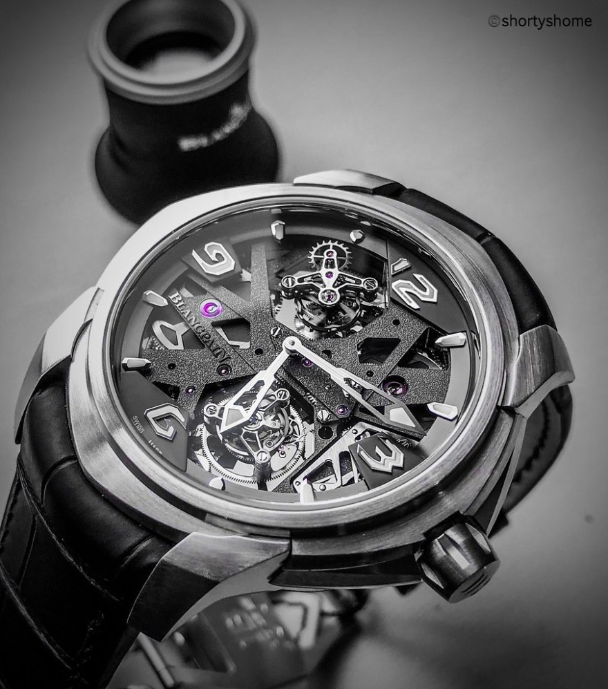 Blancpain L'Evolution Tourbillon Carrousel
