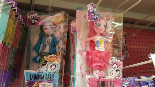 MLP Equestria Girls Re-Launch