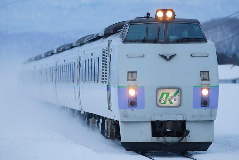 """DC Class 183 """"Okhotsk"""""""