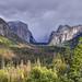 Yosemite Valley Light Show