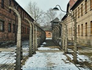Auschwitz Camp I