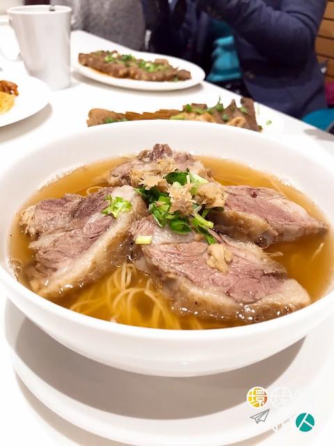 潮式牛腩麵