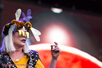 Debbie Harry of Blondie at iHeartRadio Beach Ball