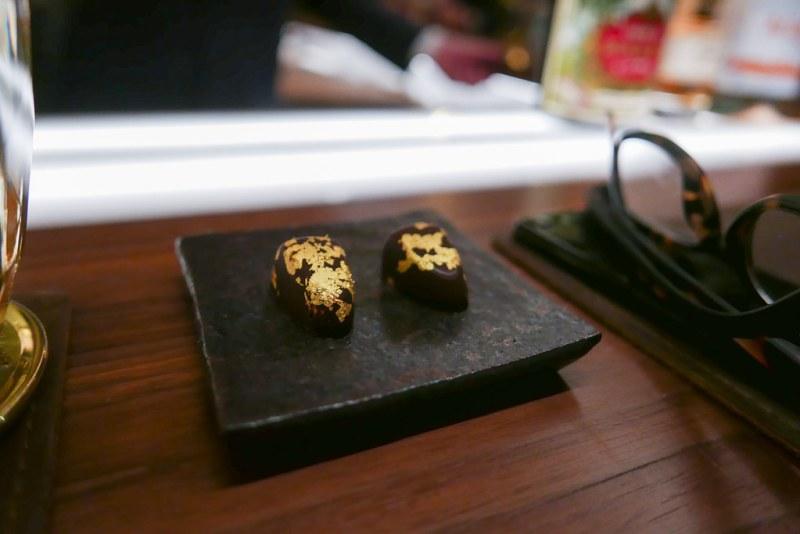 Chocolate, Soy Caramel