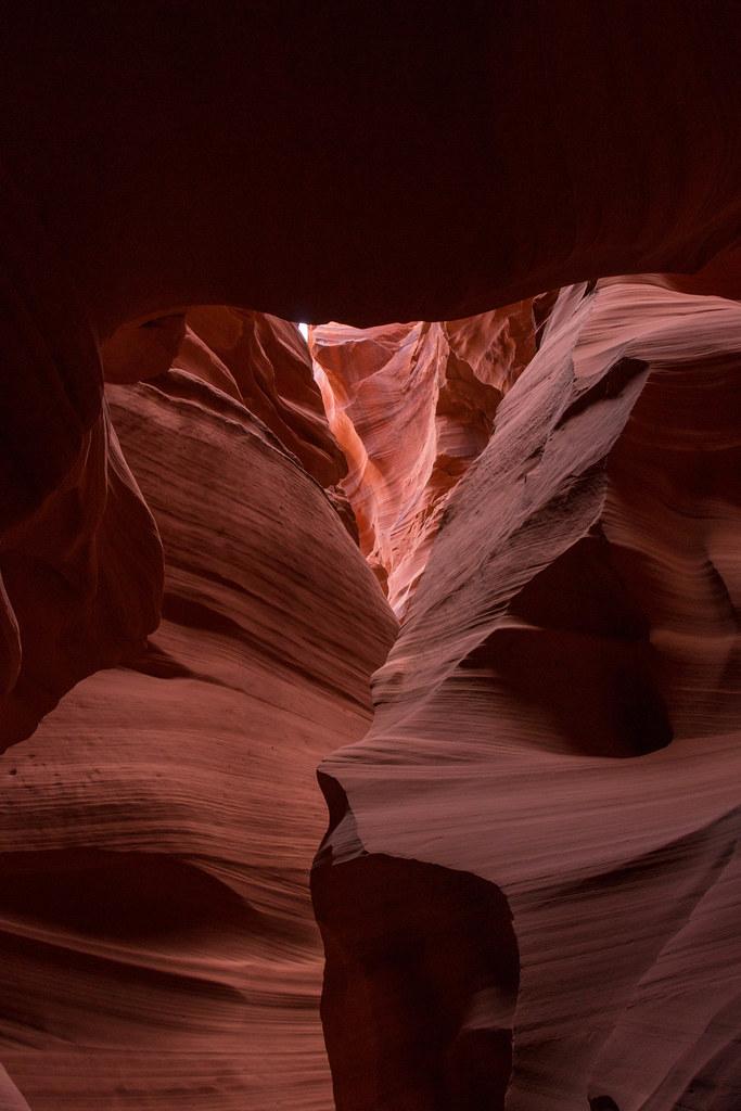 12.30. Antelope Canyon X