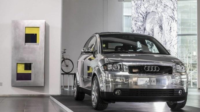 """Sonderausstellung im Audi museum mobile: """"Glanzstücke – Der"""