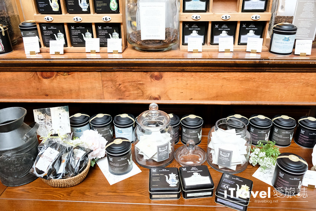 首尔美食餐厅 Chloris Tea & Coffee (10)