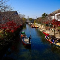 [福岡自由行景點推薦] 乘舟順遊水鄉柳川,一覽城下町懷舊風采!