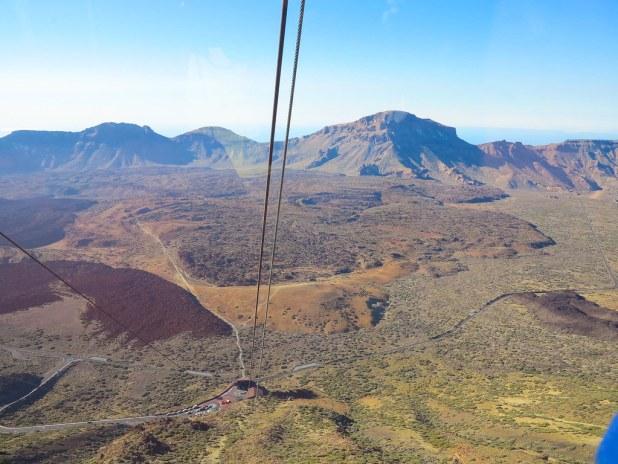 Circo volcánico de Las Cañadas del Teide