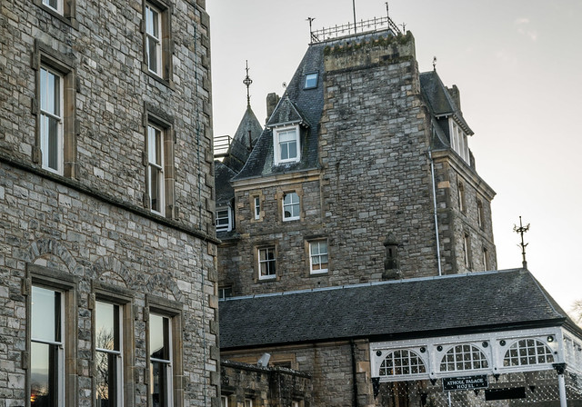 Còsagach at the Atholl Palace, Pitlochry