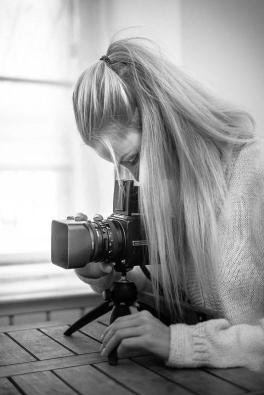 Hasselblad 500CM film camera