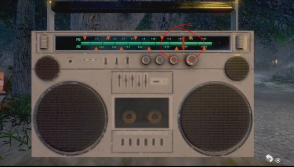 Friday The 13th The Game - Virtual Cabin 2 - Radio Dial