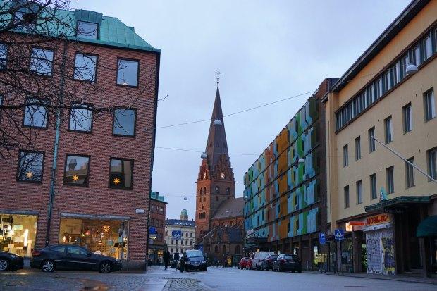 Malmö - Sankt Petri kyrka