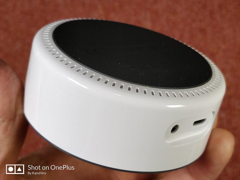 Amazon Echo dot 開封レビュー (20)