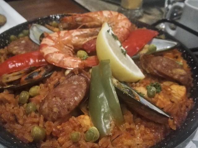 Ilustrado Restaurant Intramuros