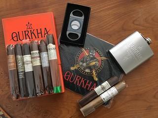 Gurkha Prize Pack CC2017