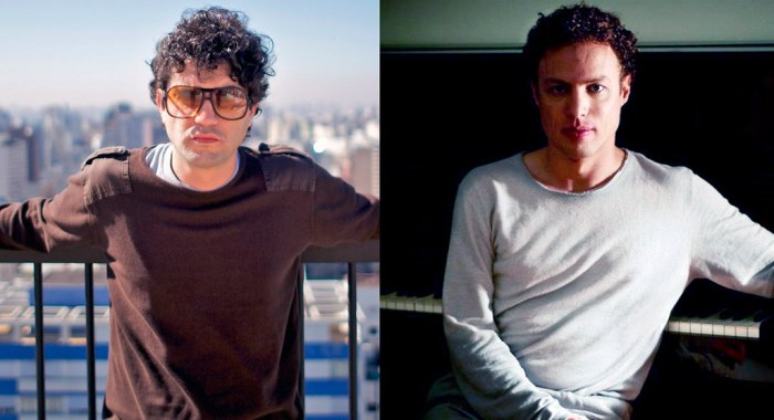 Os compositores da música O Campo é o corpo, Lira e Dan Maia.jpeg