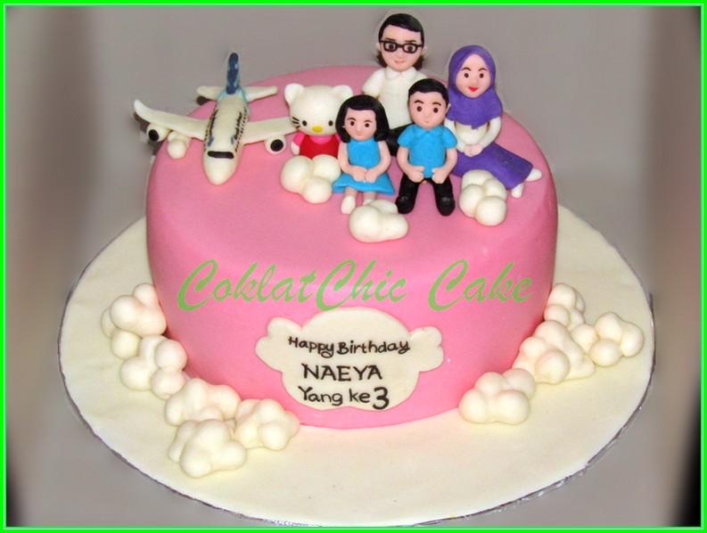 Coc Aniversary Cake