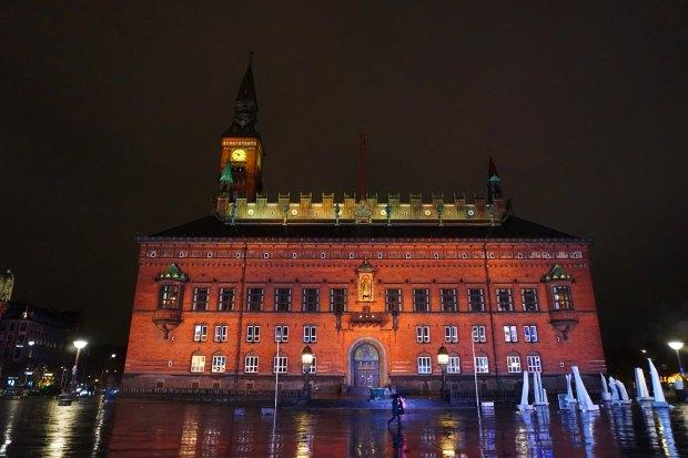 Copenhagen - Rådhus