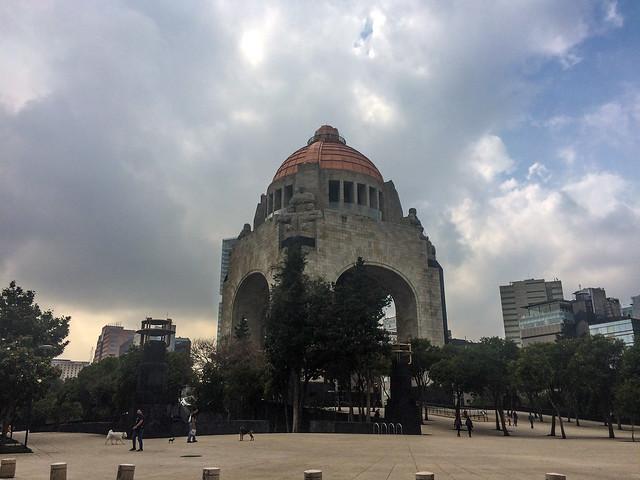 Monumento de la Revolucion