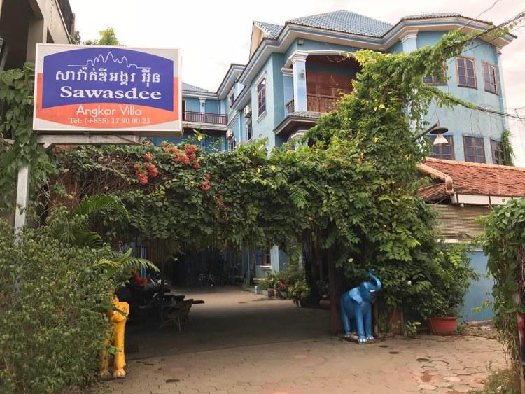 Sawasdee Angkor Villa