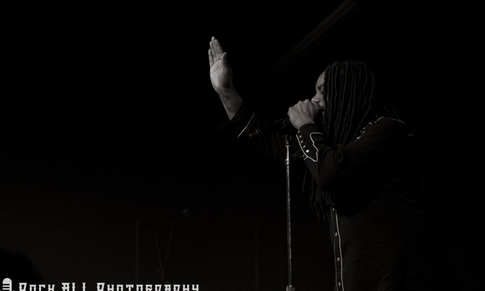 Sevendust - Texas - December 2017