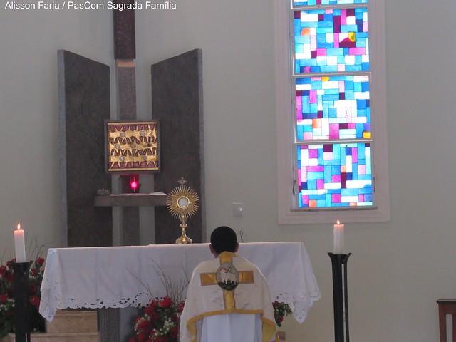 """""""Tarde de Oração e Solenidade da Santa Mãe de Deus"""""""