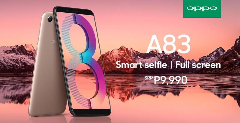 OPPO A83 KV Best Value Smartphone