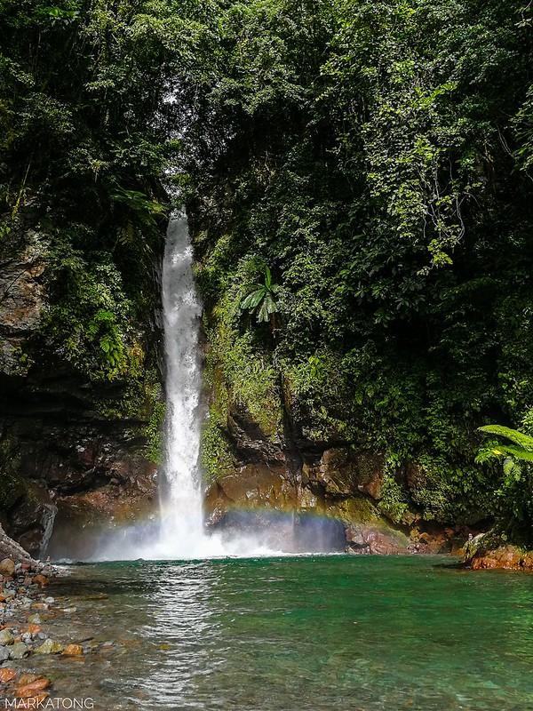 Camiguin Tour Tuasan Falls