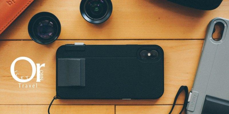 iPhone 周邊 | bitplay SNAP!X,不只是手機殼,具備了拍攝快門、皮質握把及手腕帶,出門拍照還能隨時更換 HD系列廣角鏡頭,讓 iPhone 拍照更全面