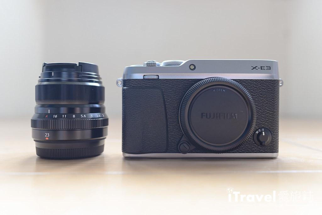 相机开箱 Fujifilm X-E3 (11)