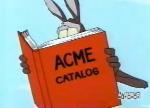 Acme Catalog