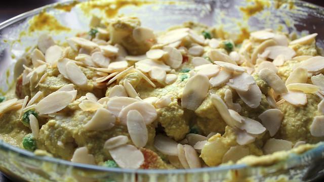Cauliflower Cheese Gratin