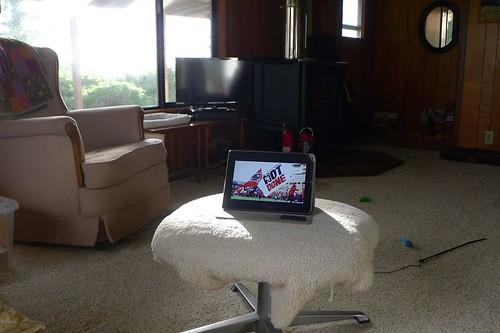 Super Bowl Viewing