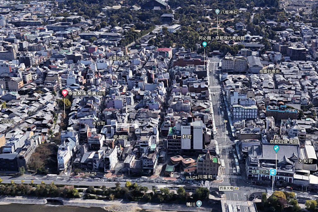 Shirakawa south street 1