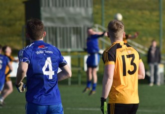 17 February 2018 - Ulster League: Ramor United 2-15 v 3-12 Bellaghy