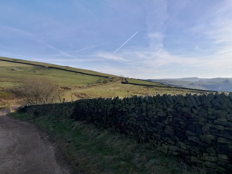 New Mills to Chinley