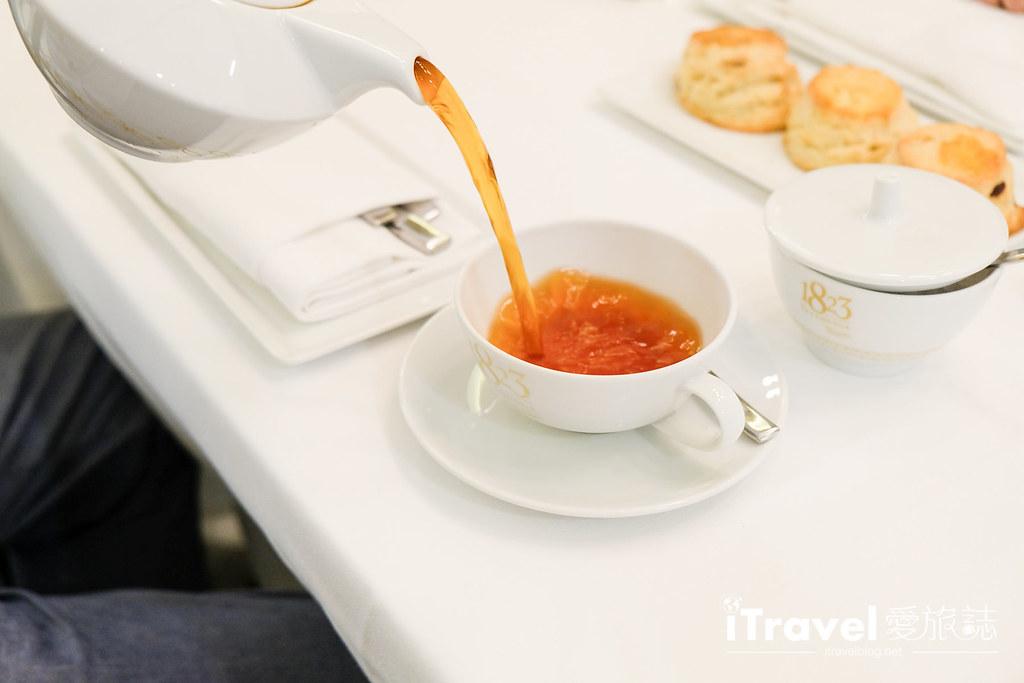 曼谷下午茶推荐 1823 Tea Lounge by Ronnefeldt (22)