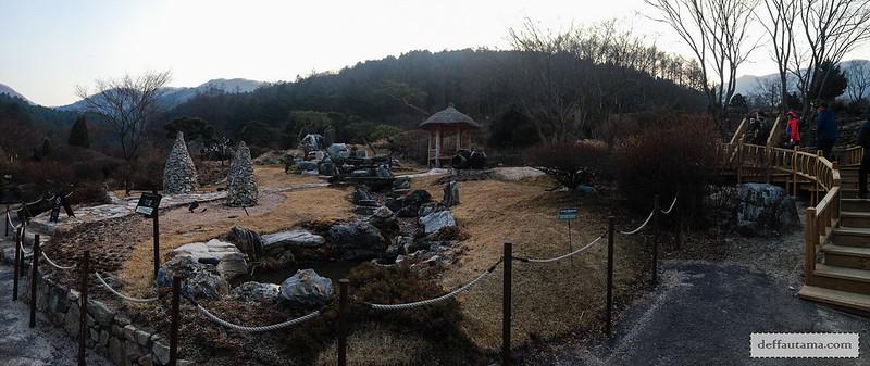 Garden of The Morning Calm - Korean Theme Garden 2