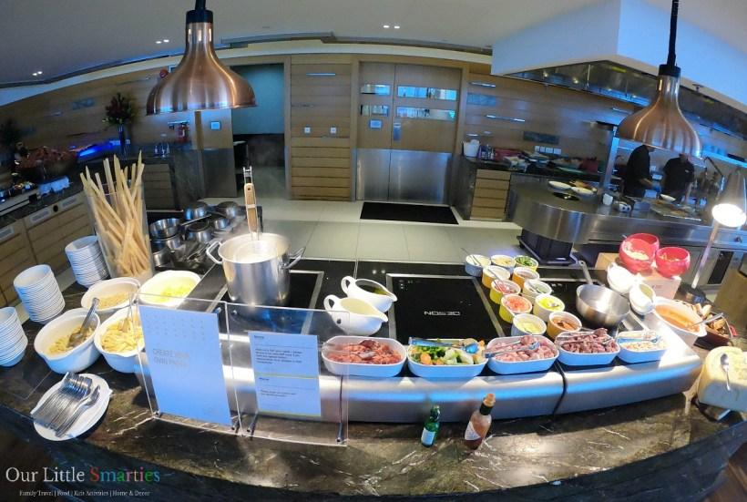 Sunday Family Lunch Westin Singapore