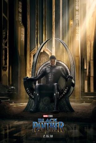 Black Panther - Estreno de cine
